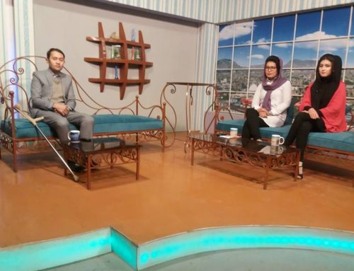 Round table at Negah TV on 19 December 2018