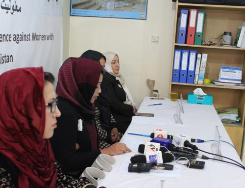 Violence against Women with Disabilities  in Afghanistan
